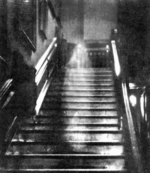 Haunted Artifacts - Brown Lady of Raynham Hall Ghost Photo - Ghost Walks Gift Shop