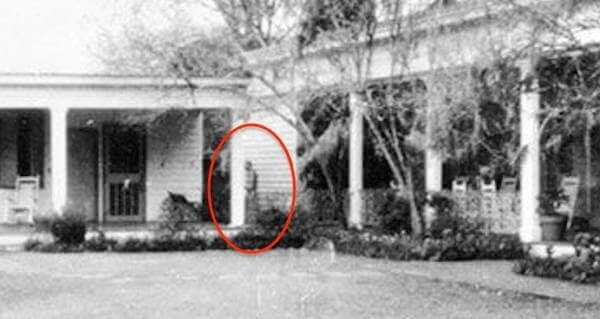 Haunted Artifacts - Myrtles Plantation Ghost Photos - Ghost Walks Gift Shop
