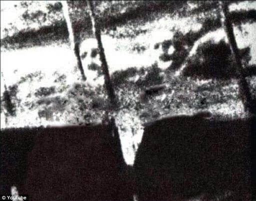 Haunted Artifacts - Sailors Ghost Photos - Ghost Walks Gift Shop