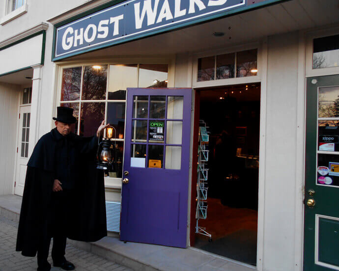 Ghost Walks Gift Shop Niagara-on-the-Lake
