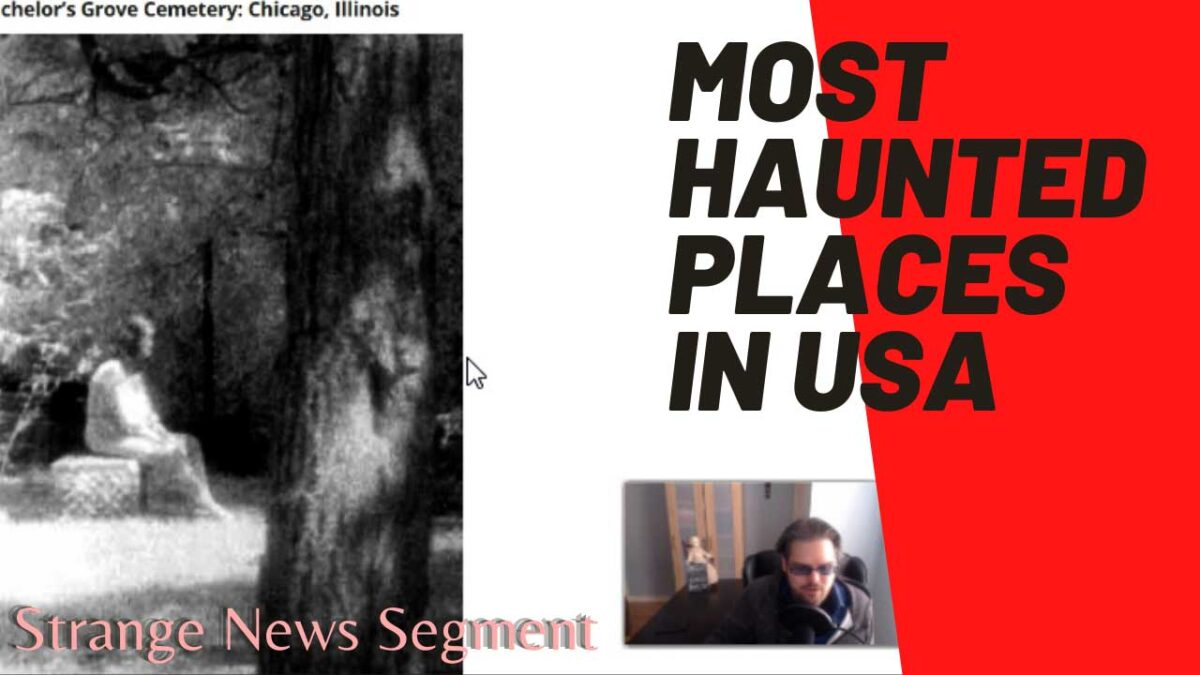 Most Haunted Places United States