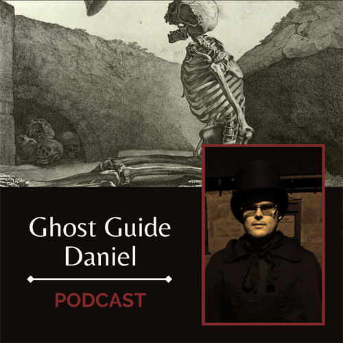 Ghost Guide Daniel Podcast