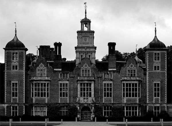 Blickling Hall - Ghost of Anne Boleyn