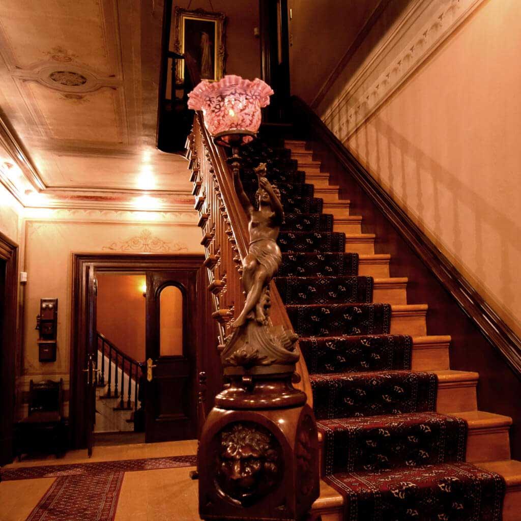 Grand Staircase inside Kilbride