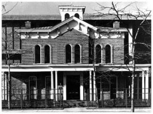Hull House in Chicago - Home to the Devil Baby