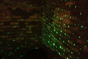 Ghost Hunting Tools of the Trade - Laser Grid