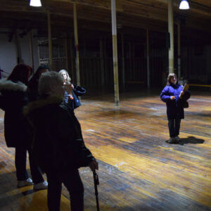 Ghost Hunting Tools of the Trade - Psychic Read Cotton Factory