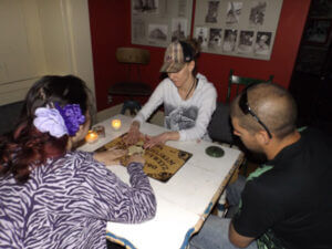 Ghost Hunting Tools of the Trade - Ouija Board Custom House