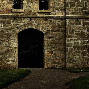 Hermitage Ruins - Leith Family Home - Ghost Walks