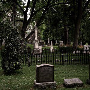 Niagara's Dark History Tour - St. Mark's Cemetery