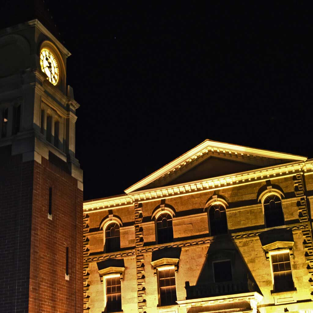 niagara on the lake Courthouse and Clock Tower - Ghost Walks