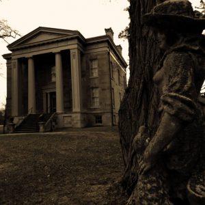 Ruthven Cayuga - Thompson Mansion - Ghost Walks