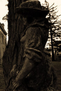 Ruthven Park Statue from Shauna Experience