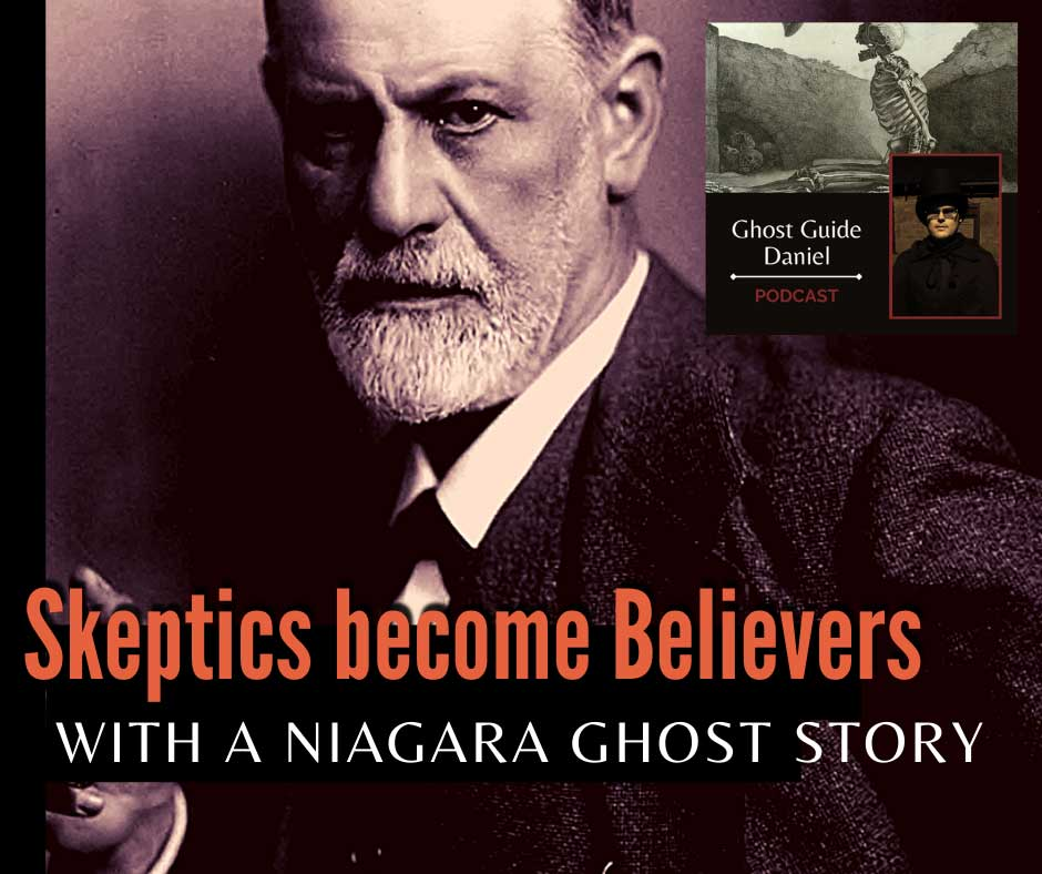 Skeptics become believers - Ghost Guide Daniel Podcast
