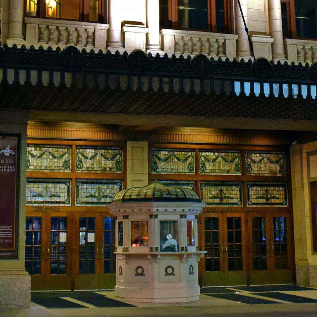 Toronto Ghost Walks - Elgin and Winter Garden Theatre