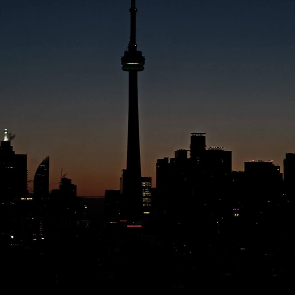 Toronto Ghost Walks - City Skyline