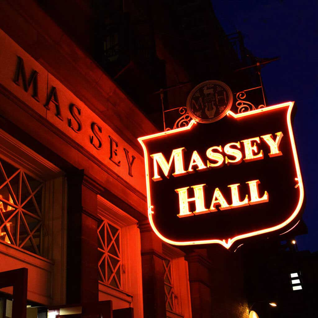 Toronto Ghost Walks - Massey Hall