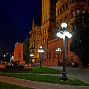 Toronto Ghost Walks - Old City Hall Starting Location