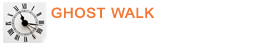 Toronto Ghost Walks - duration