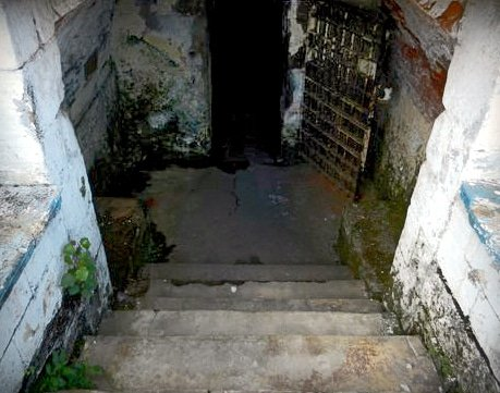 Going into the Basement of West Virginia Pen