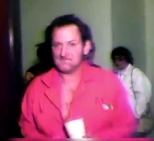 William Red Snyder in West Virginia Pen